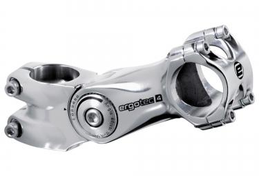Potence Ajustable ERGOTEC OCTOPUS 2 0/60° 25.4mm Argent