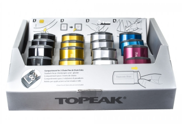 TOPEAK RESCUE BOX 16 Counter Display Box