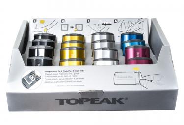 16 Boites de Secours TOPEAK RESCUE BOX