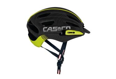 CASCO Helmet FULL AIR RCC Black Neon Yellow 55-60cm