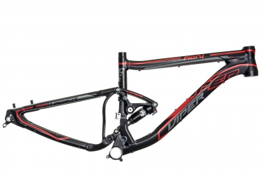 VIPER Frame Fiery XC 27.5 Black/Red