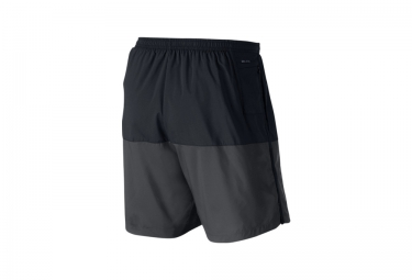 Short NIKE FLEX Running Noir Gris