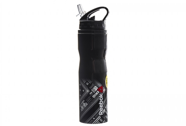 Bidon REEBOK WATER BOTTLE METAL Noir