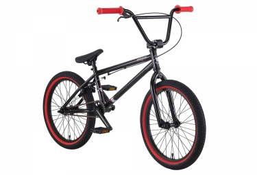 BMX Freestyle PREMIUM STRAY 20.5´´ Noir Rouge