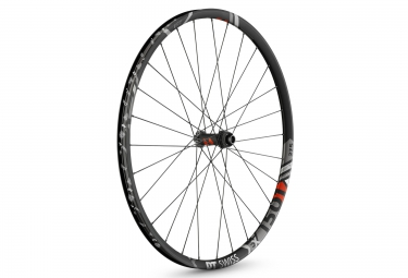 Roue Avant DT SWISS EX 1501 SPLINE ONE 27.5'' | Largeur 25mm | Boost 15x110mm | Center Lock | Noir