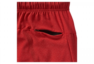 short homme nike flex repel training 20 5cm rouge s