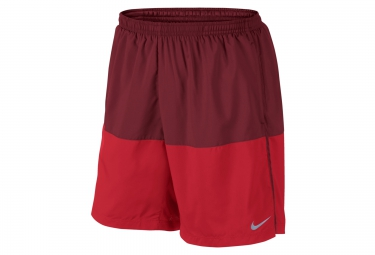 short nike flex running rouge xl