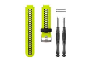 GARMIN Bracelet FORERUNNER 735 XT Jaune/Noir