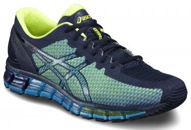sports shoes a5821 de23e ASICS Gel QUANTUM 360 2 Blue Yellow