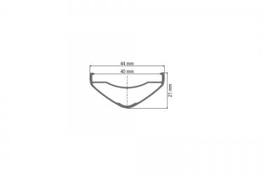 Roue Avant DT SWISS XM 1501 SPLINE ONE 27.5´´ | Largeur 40mm | Boost 15x110mm | Center Lock | Noir