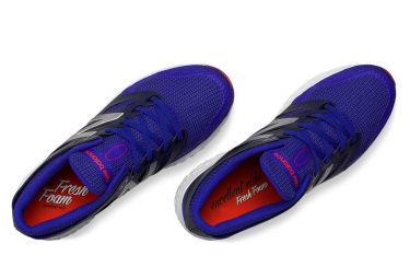 Chaussures de Running New Balance FRESH FOAM BORACAY  Bleu