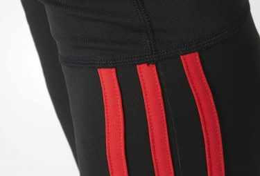 Collant Long adidas RESPONSE Noir Rouge