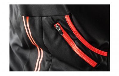 craft maillot femme velo cyklodres noir orange fluo m