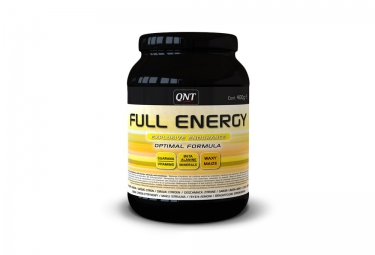 Boisson Energetique QNT Full Energy Lemon 400g