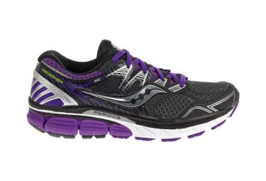 Chaussures de Running Femme Saucony REDEEMER ISO Noir / Violet