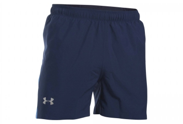 Short UNDER ARMOUR LAUNCH RUN Bleu