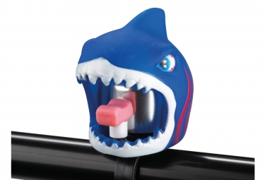Sonnette CRAZY SAFTY REQUIN Bleu