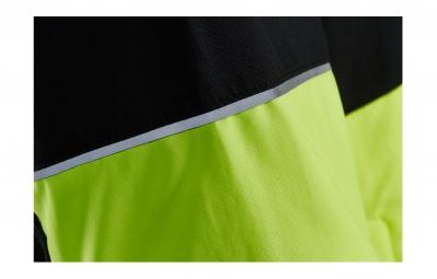 veste coupe vent craft brillant 2 0 noir jaune fluo s