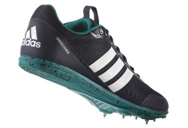 finest selection 4d6ee d0ac4 Chaussures dAthlétisme adidas running DISTANCESTAR Bleu  Vert