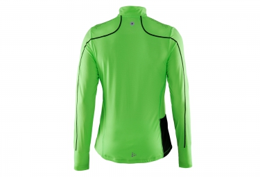 Maillot Manches Longues CRAFT TRAIL Vert