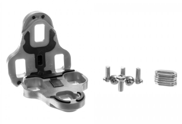 NEATT Look KEO Grip Cleats - 4.5° Grey