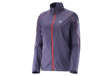 Veste femme salomon s lab light nightshade violet m