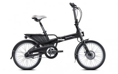 Vélo Electrique Matra FX+ - Shimano Nexus 3 V Noir