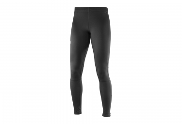 Collant long Femme SALOMON AGILE LONG TIGHT Noir
