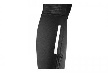 Collant long Femme SALOMON AGILE LONG TIGHT Noir