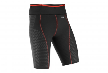 short running homme salomon s lab exo short tight noir xl