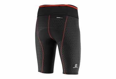 Short Running Homme SALOMON S-LAB EXO SHORT TIGHT Noir