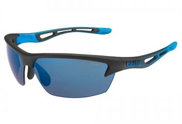 lunettes bolle bolt noir bleu bleu