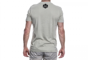 LeBram T-Shirt Bike Anatomy Gris