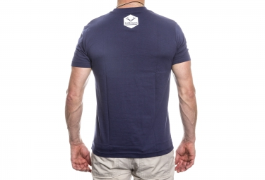 LeBram T-Shirt Freedom Machine Bleu Marine