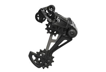 Mini Groupe SRAM X01 EAGLE 12V (sans pédalier) Noir/Blanc