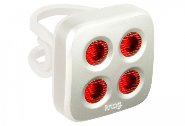 Knog eclairage arriere blinder mob v the face argent
