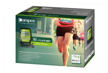 Électrostimulateur Compex MI-RUNNER (Edition Speciale Marathon de Paris)