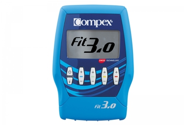 Compex electro stimulateur fit 3 0