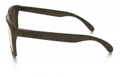 Lunettes Oakley FROGSKINS HIGH GRADE brown