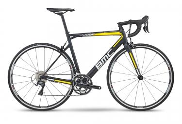 velo de route bmc 2017 teammachine slr03 shimano ultegra 11v noir jaune 54 cm 172 180 cm