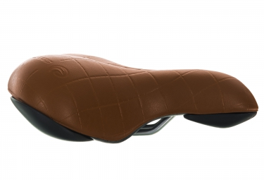 Selle SAN MARCO QUADRA RIGIDA SQUARE Marron