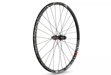 Rueda Trasera DT SWISS XM 1501 SPLINE ONE 27.5'' | Largeur 25mm | 12x142mm | Center Lock | Negro