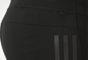 Collant 3/4 adidas SUPERNOVA Noir