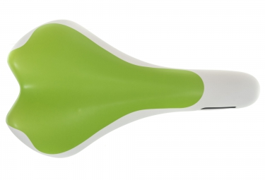 BIOAKTIVE Saddle PRO VIP RACE White Green