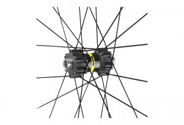 Paire de Roues VTT MAVIC XA Elite 27.5´´ Noir Axes BOOST 15x110mm Av | 148x12mm Ar | Shimano/Sram / Quest Pro 2.4
