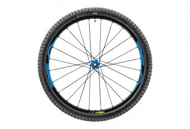 Paire de Roues VTT MAVIC XA Elite 27.5´´ Bleu | Boost 15x110mm | 148x12mm | Shimano/Sram | Quest Pro 2.4