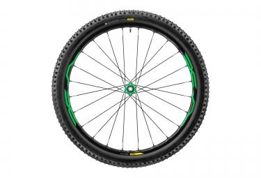 "MTB Wheels MAVIC XA Elite 29"" Green Sram/Shimano / Quest Pro 2.35"