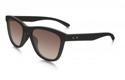 lunettes femme oakley moonlighter noir mat marron ref oo9320 02