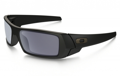 OAKLEY GASCAN Sunglasses Matte Black - Grey Ref 03-473