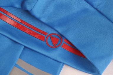endura maillot hyperon bleu s